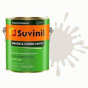 TINTA ACRÍLICA RENDE COBRE MUITO GELO 3,6L - SUVINIL