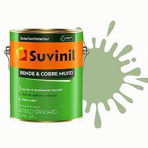 TINTA ACRÍLICA RENDE COBRE MUITO UVA VERDE 3,6L - SUVINIL