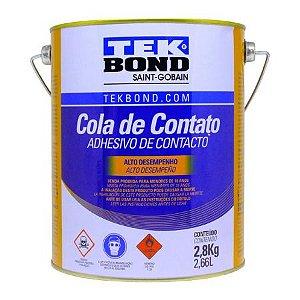 COLA DE CONTATO 2,8KG - TEKBOND