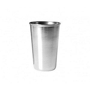 Copo inox 250ml 6,5cm - Fosco