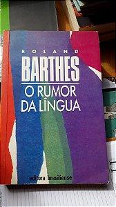 O Rumor da Língua