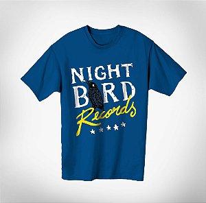 Camiseta - Nightbird Records (Pré-Venda)