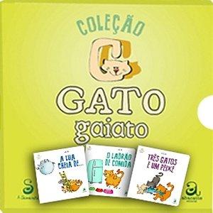 Coleção Gato Gaiato