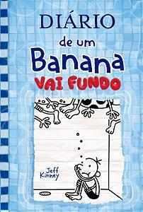 Diário de um banana vai fundo Vol.15