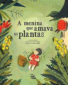 A menina que amava as plantas