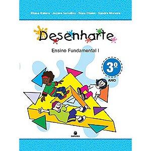 Desenharte: Ensino Fundamental 1 - 3 Ano