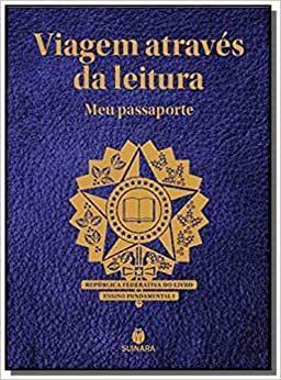 Viagem através da leitura: meu passaporte