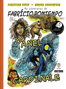 As Aventuras de Fabrício Bomtempo Vol. 1 - O Anel Cardinale