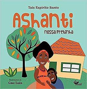 Ashanti: nossa pretinha