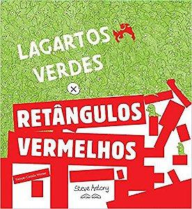 Lagartos verdes x Retangulos vermelhos