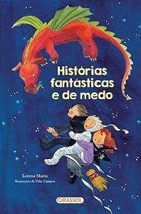 Histórias fantásticas e de medo