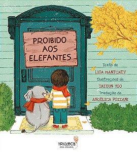 Proibido aos Elefantes (Brochura)