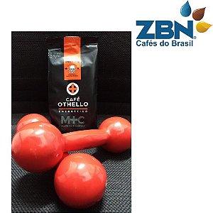CAFÉ TORRADO E MOÍDO OTHELLO MUITO MAIS CAFEÍNA - 250Gr