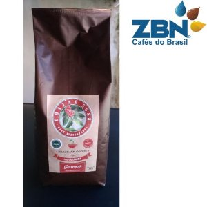 CAFÉ TORRADO EM GRÃO GOURMET SUSTENTÁVEL 5588 - 1,0 KG