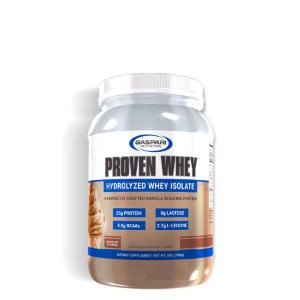 PROVEN WHEY 2LBS/908G  CHOCOLATE - GASPARI - Day Offer