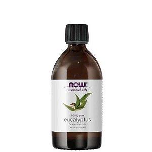 Óleo Essencial Eucalyptus (Eucalipto) 473 ml - 100% Puro - NOW FOODS