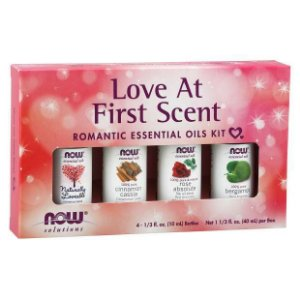 Kit Óleo Essencial - Romance - Love At First Scent - NOW FOODS