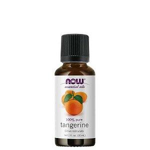 Óleo Essencial Tangerine (Tangerina) 30 ml - 100% Puro - NOW FOODS