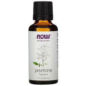 Óleo Essencial Jasmine (Jasmim) 30 ml  - NOW FOODS