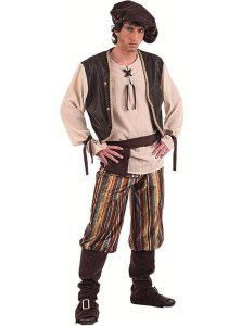 Clothing medieval para homem