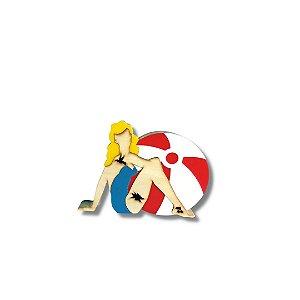 Pin Up Lisa