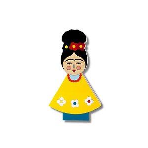 Escultura Frida Kahlo