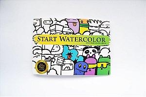Livro Ilustrado - Edição Doodle | Papel Offset 120gr