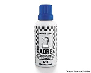 Corante Líquido Xadrez Extra 50ML Azul