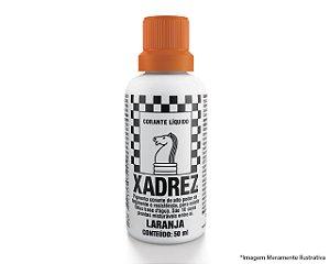 Corante Líquido Xadrez Extra 50ML Laranja