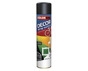 Tinta Spray Decor Verniz Uso Geral