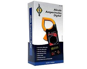 Alicate Amperímetro Digital Com Estojo Brasfort