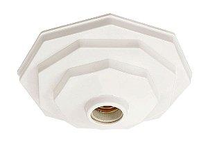 Plafon PVC Pavilonis Branco Modelo 910