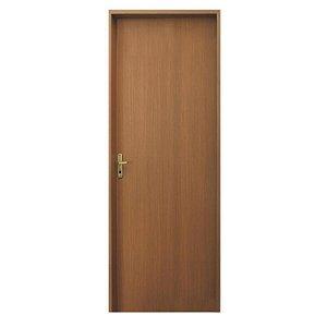 Porta Lisa De Imbuia Fechadura Tambor 70 X 210 Direita