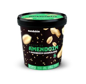 Pasta de Amendoim Integral com Granulado 1,02 Quilos