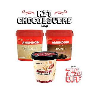Kit ChocoLovers 450g