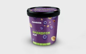Pasta de Amendoim com Açai