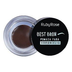 BEST BROW - POMADA PARA SOBRANCELHA DARK - RUBY ROSE