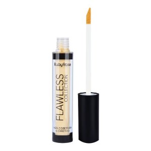 CORRETIVO FLAWLESS COLLECTION AMARELO - RUBY ROSE
