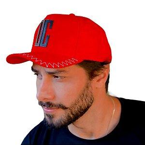Boné Original Collection Zig Vermelho