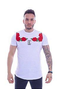 Camiseta OC Confort Califa Premium Branco