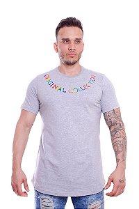 Camiseta OC Confort Corrente Fruit Mescla