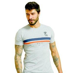 Camiseta Oc Exclusive Moscou Cinza Mescla