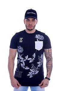 Camiseta OC Exclusive Verse Preto