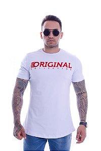 Camiseta OC Exclusive Rapid Branco