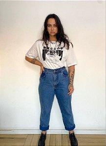 Mom Jeans Escura