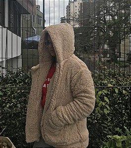 Teddy Bear Capuz