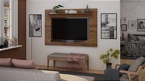 Painel p/ TV 65'' Arizona Gelius Madeirado 107x160x18