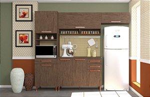 Cozinha 7 Pts 3 Gav 4 Prats Gold Indekes Noz 217x260x53