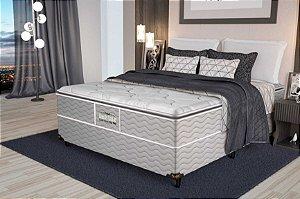 Cama Box Casal Guarda-Costas Espuma D45 Pillow Top Probel