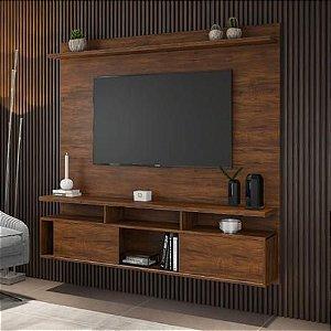 """Home Supreme Viero Suporta TV até 55"""" 180x165x32 Castanho"""